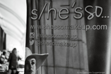 sheissomakeup fashionweek runway backstage